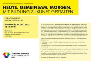 Einladung ZBSH Abschlusstagung